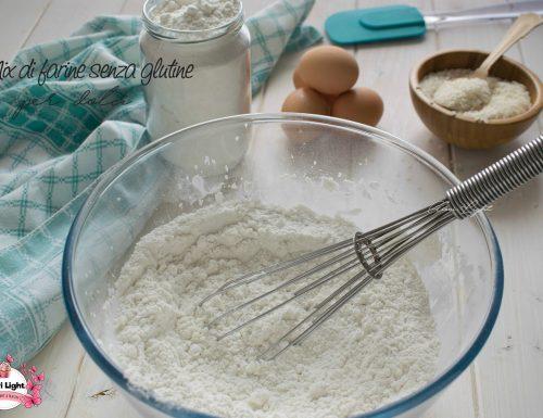 Mix di farine senza glutine per dolci