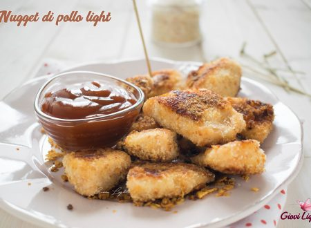 Nuggets di pollo light