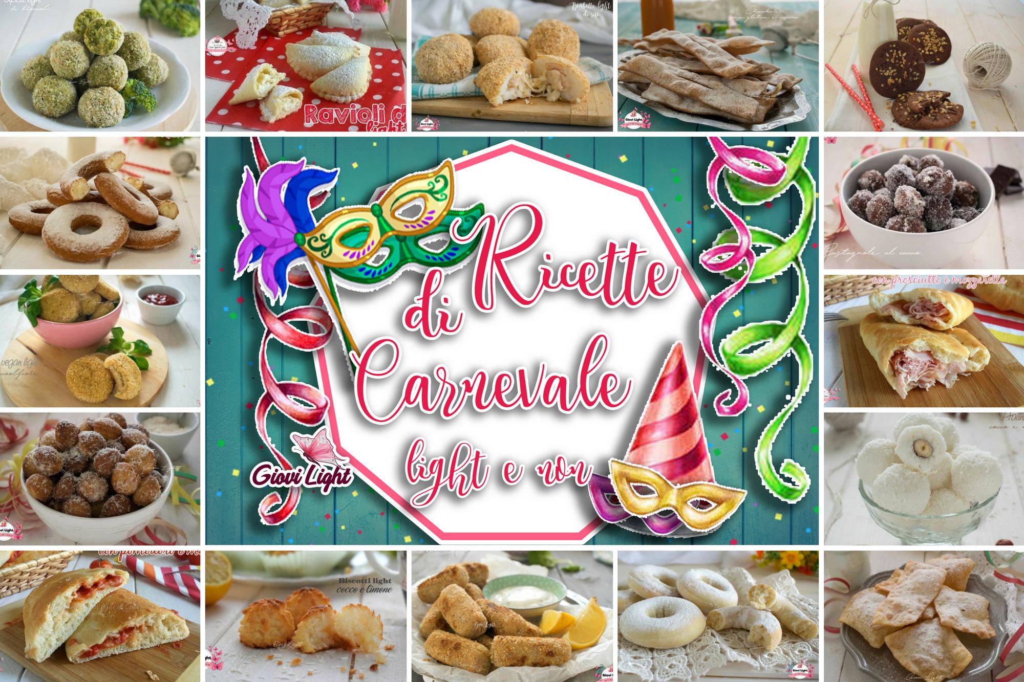 Le ricette light di giovi dolci