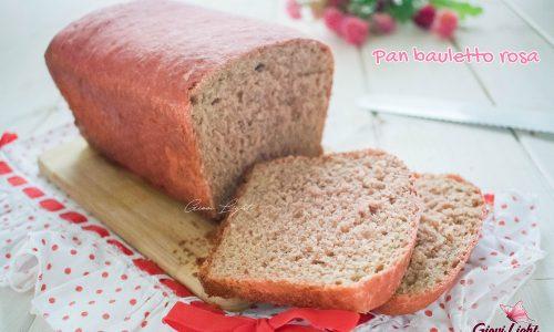 Pan bauletto rosa