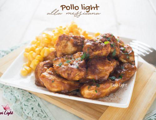 Pollo light alla messicana – ricetta cremosa e semplificata
