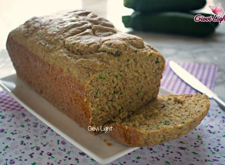 Pane light alle zucchine - con il bimby e senza