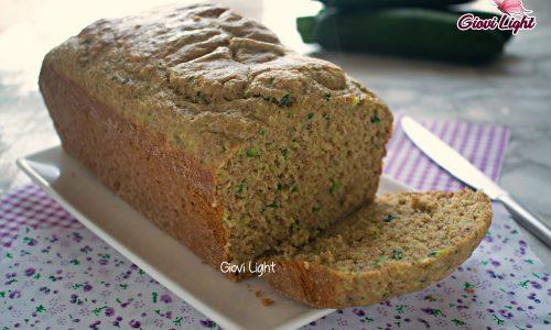 Pane light alle zucchine – con il bimby e senza