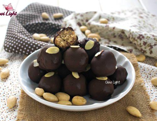 Cioccolatini FitLight alle mandorle