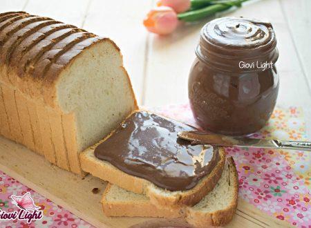Crema cioccolato e nocciole - con il bimby e senza