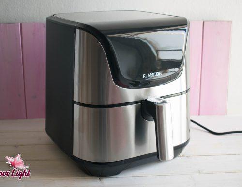 KLARSTEIN Aero Vital Deluxe, la friggitrice ad aria che desideravo!