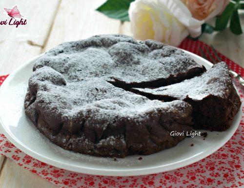 Torta al cioccolato con soli 2 ingredienti