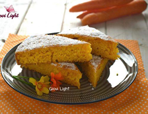 Torta camilla light – con il bimby e senza