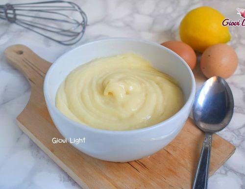 Crema pasticcera SENZA BILANCIA – con il bimby e senza