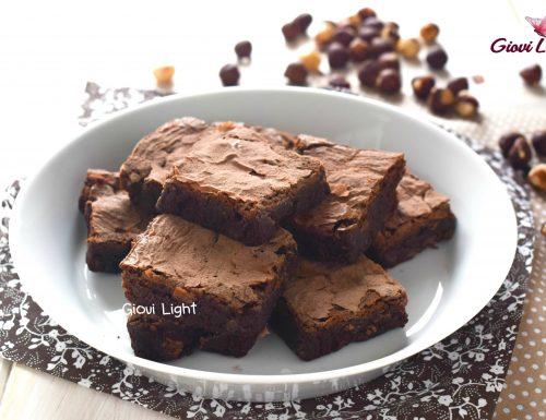 Brownies light SENZA BURRO, UOVA, ZUCCHERO E LATTICINI!