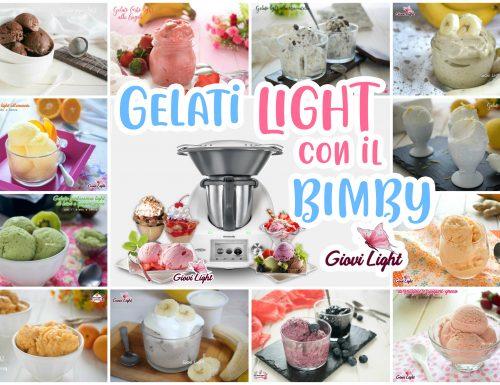 GELATI LIGHT CON IL BIMBY