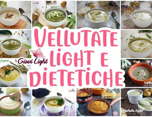 VELLUTATE LIGHT E DIETETICHE!
