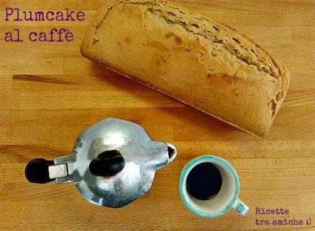 Plumcake caffè bimby