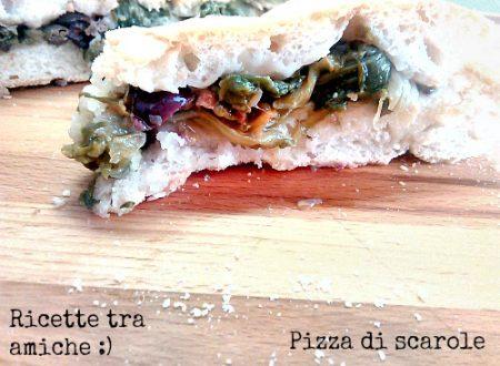 Pizza di scarole ricetta napoletana