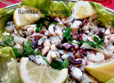 Insalata di mare ricetta facile
