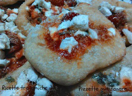 Pizzette montanare ricetta napoletana