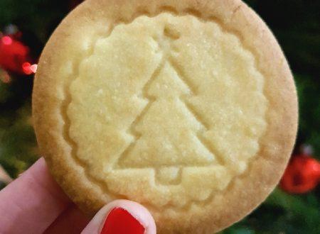 Biscotti di Natale pasta frolla