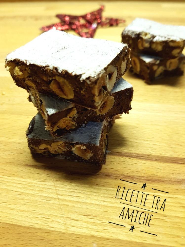 Torrone morbido al cioccolato bimby.