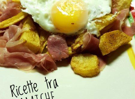 Uova rotte huevos rotos ricetta spagnola
