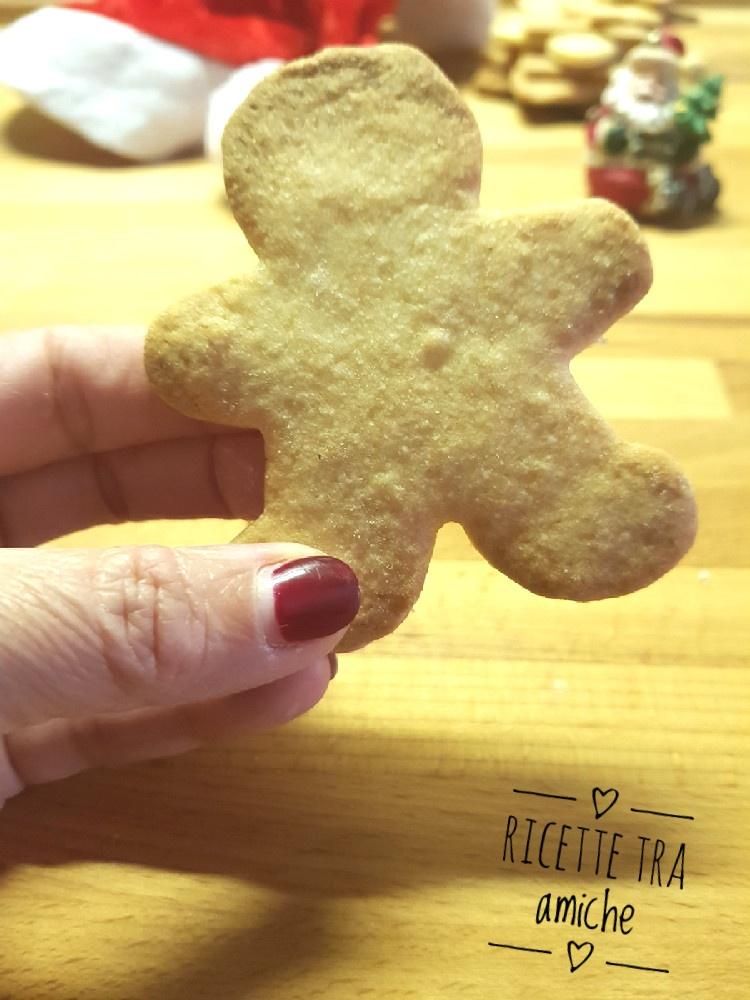 Gingerbread Pan di zenzero.