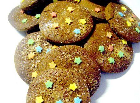 Biscotti Pan di stelle ricetta originale