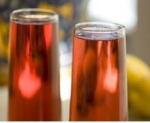Champagne di ciliegia, per la Festa della Donna