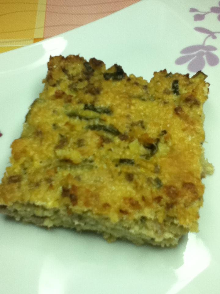 Tortino di miglio ricette veloci di tania for Cucinare miglio