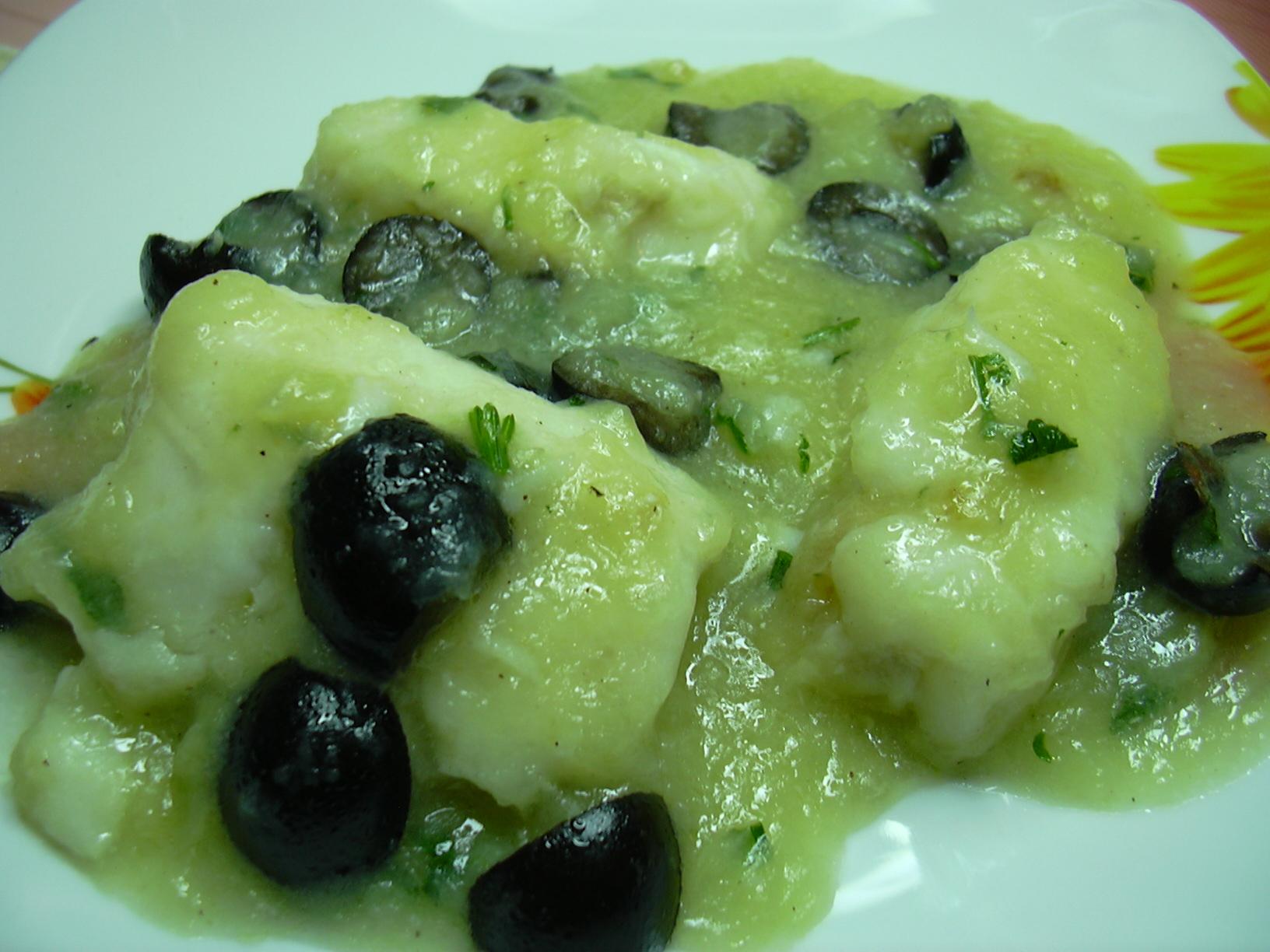 Filetto di nasello in crema di patate ricette veloci di for Cucinare nasello