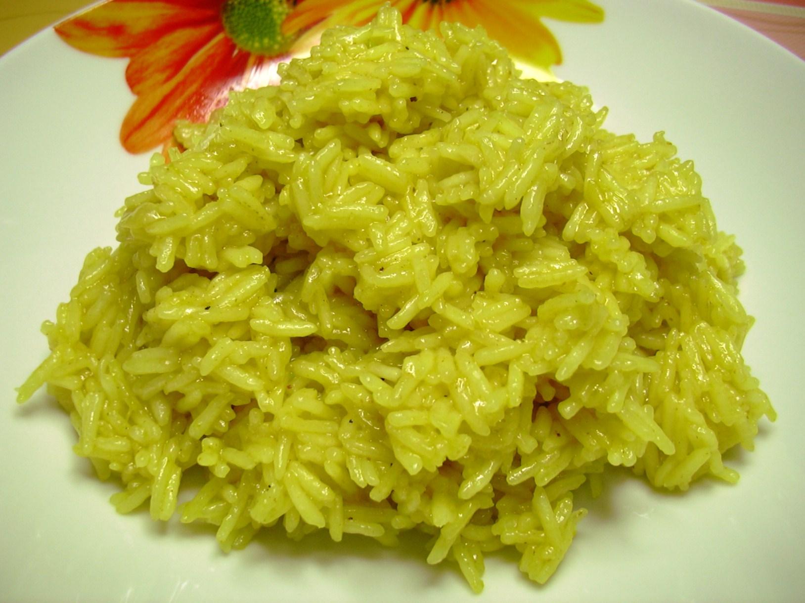 Risotto basmati con curry e scalogno ricette veloci di tania for Ricette risotti veloci