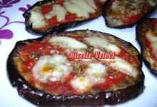 Melanzane grigliate alla pizzaiola