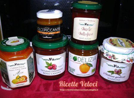 Vis specialità dalla Valtellina