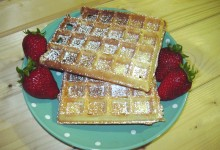 Waffle ricetta belga