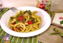 Passatelli semi integrali con asparagi