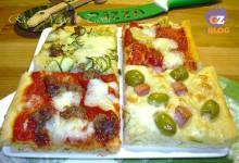 Pizza morbida farcita – Ricetta facile e veloce