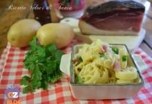 Ruote con speck e patate