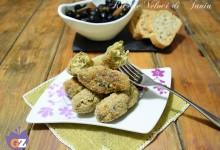 Crocchette di pollo e carciofi