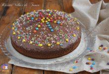 Funny cake al cacao e nutella