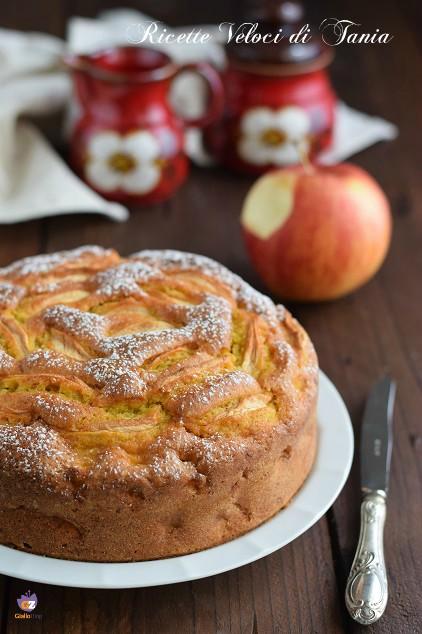torta di mele stregata