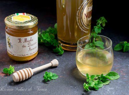 Grappa alla menta e miele