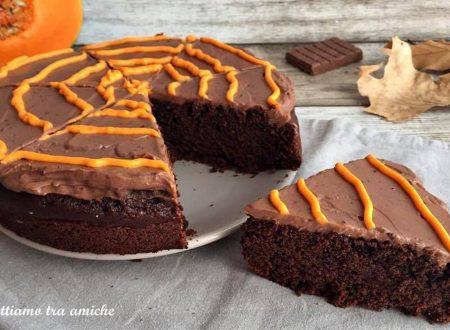 Torta cioccolato e zucca