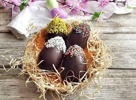 Ovetti di cioccolato