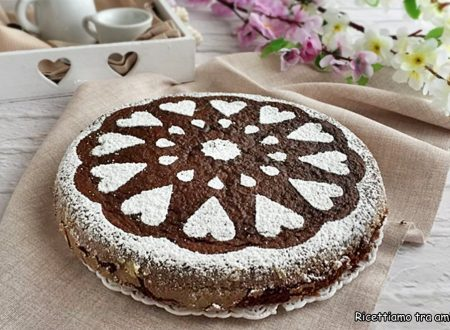 Torta 12 cucchiai al cacao