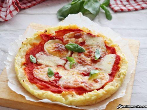 Pizza di purè