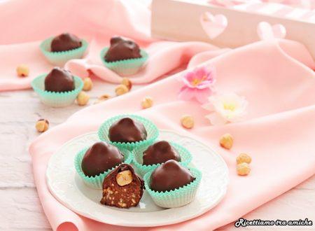 Cioccolatini baci