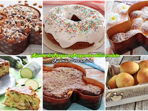 Raccolta di ricette di Pasqua   Dolci e Salate