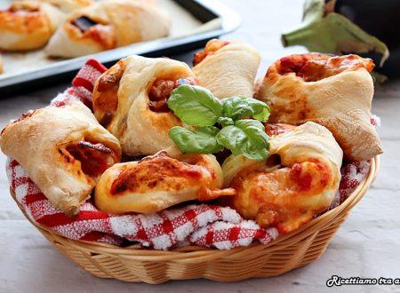 Fagottini di parmigiana al forno