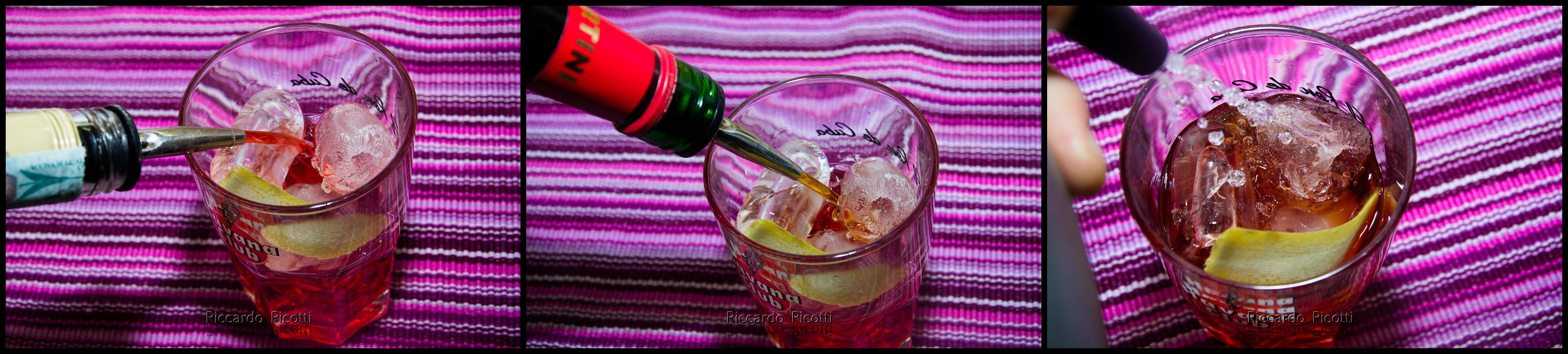 Americano Ricetta Angostura.Americano Cocktail Con Tabasco E Angostura Cucinart