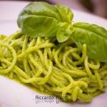 Spaghetti al Pesto Genovese Cremosi