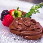Crema Ganache al Cioccolato Fondente 1000 Usi