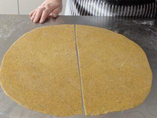Ravioli di grano saraceno con bresaola